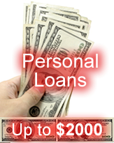 Personal Loans Small Loans